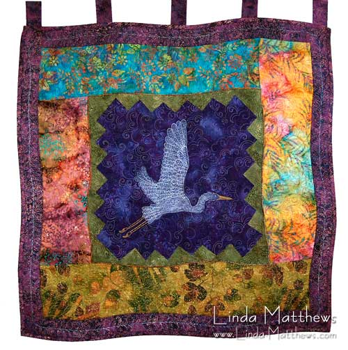 My top Ten Tips for Free Motion Quilting
