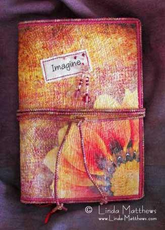 Daisy Art Journal