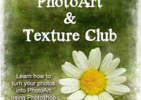 New! PhotoArt & Texture Club