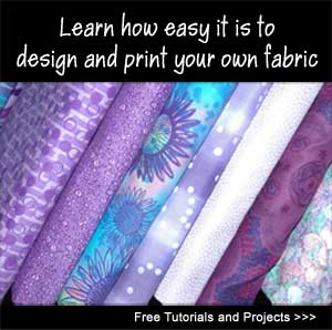 How to Design and Print Your Own Fabric