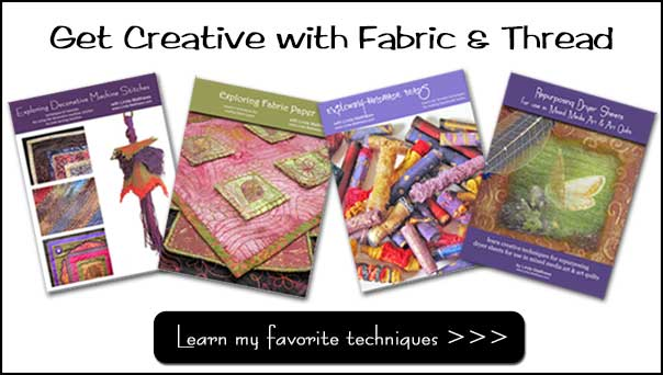 Get Creative with Fabric and Thread