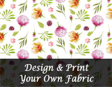 Design & Print Your Own Fabric
