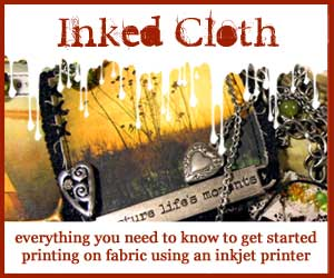 Inked Cloth - learn how to print on fabric