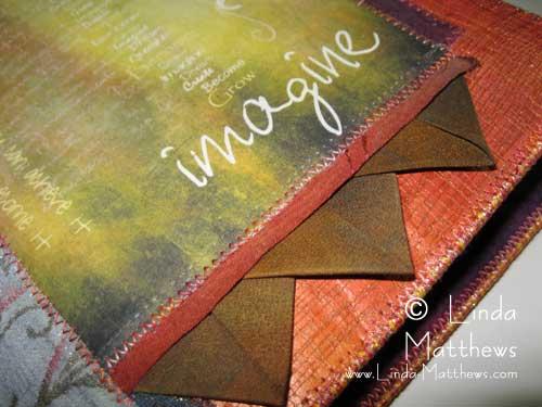Imagine – a Book Cover