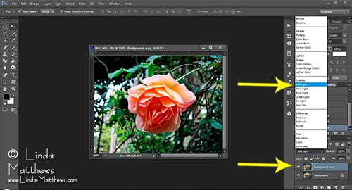 Photoshop Quick Tip: Increase Saturation