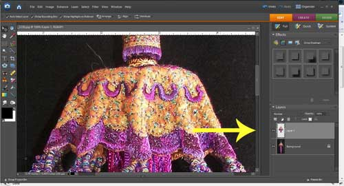 Exploring Photoshop: Removing backgrounds the easy way