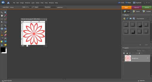 Photoshop Elements Tutorial: Designing Repeat Patterns