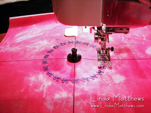 Creative Sewing in Circles