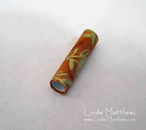 How to make a simple and perfect fabric bead
