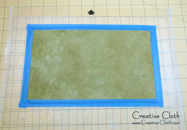 How to cut fabric applique shapes with the Silhouette Cameo