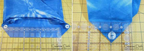 Free Sewing Tutorial: How to Make a Rigid Bottom Insert for your Bag