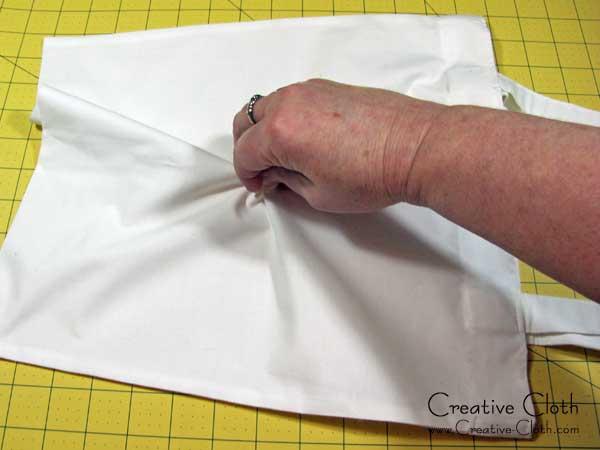 Simple Tie-Dye Technique for the Super Simple Tote Bag