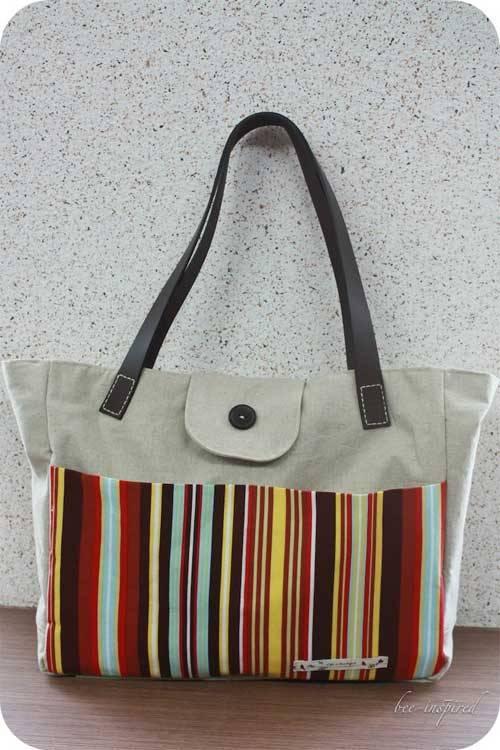 10 Free Tote Bag Patterns