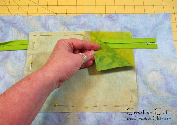 How to Design and Sew a Zipper Pocket for Your Bag