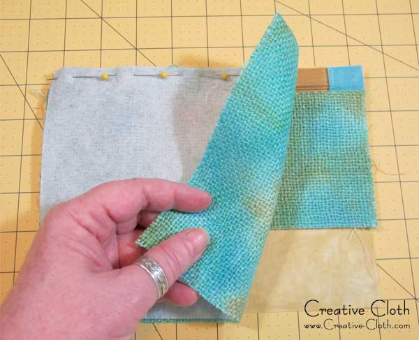 Embellished Zipper Pouch Tutorial