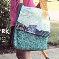 20 of the Best Free Messenger Bag Patterns & Tutorials
