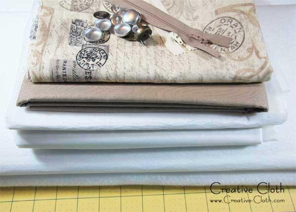 The Phoebe Handbag SewAlong: Gather Your Supplies