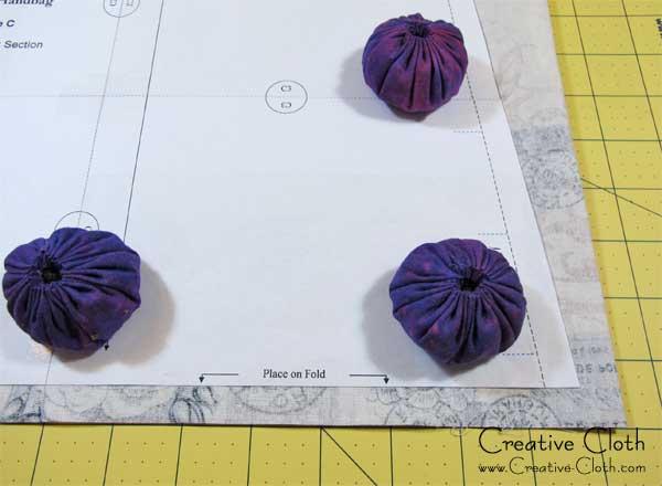 The Phoebe Handbag SewAlong: Prepare the Pattern and Cut the Fabric
