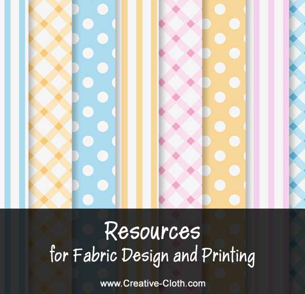 Resources for Fabric Design and Printing