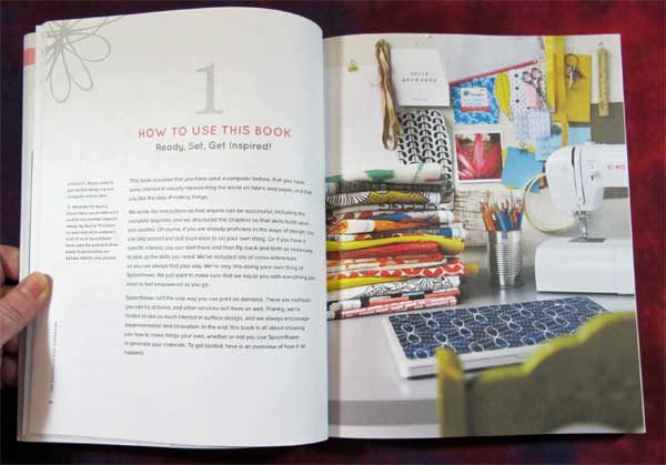 Book Review: The Spoonflower Handbook