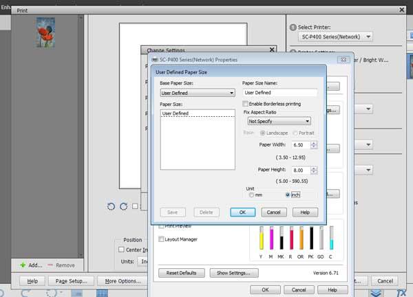 How to Print on Kraft-tex using an Inkjet Printer
