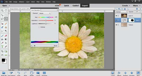 Exploring Photoshop: How to change a background color - quick and easy