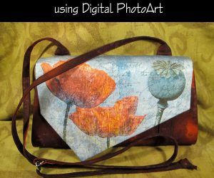 Create One-of-a-Kind Bags and Purses using Digital PhotoArt