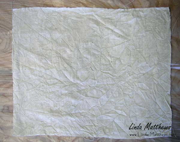 Textural Fabric Paper