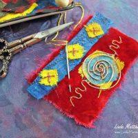 Creative Stitch Alchemy Mini-Journal: Journey – Beginning the Journey