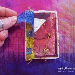 Creative Stitch Alchemy Mini-Journal: Journey – Hidden Pockets