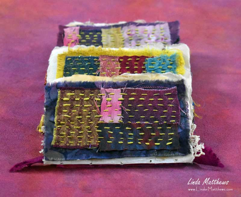 Creative Stitch Alchemy: Journeye