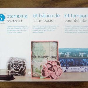 Cutting Stamps using the Silhouette Cameo