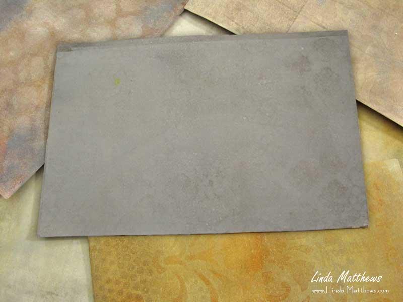 Image Transfers on Gel Plate Prints