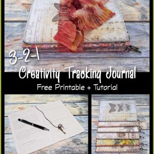 The 3-2-1 Creativity Tracking Journal