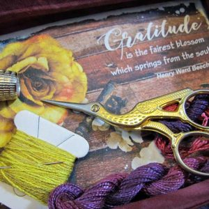 Free Sewing Tutorial: How to make a PhotoArt Fabric Tray