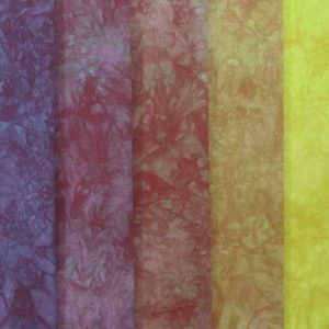 Fabric Dyeing and Playing with Color