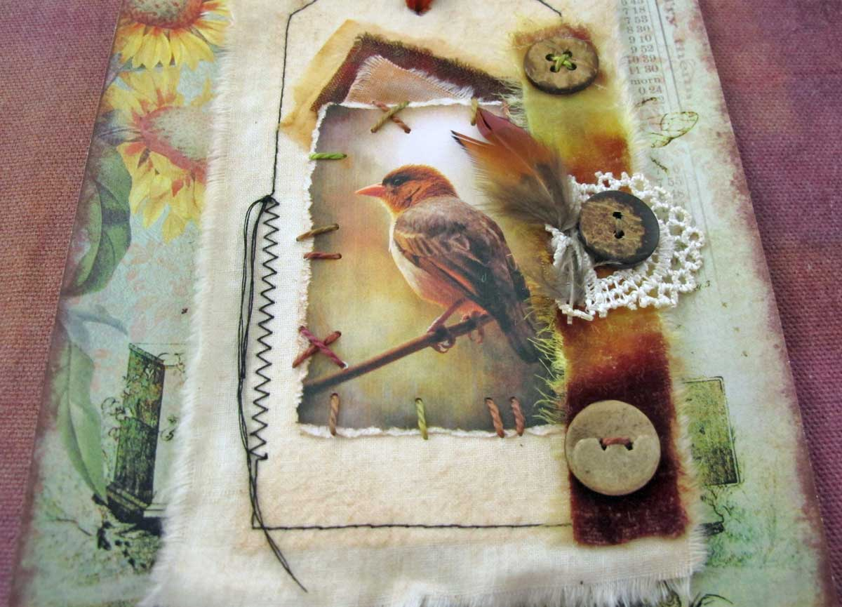 Inspired by Nature: A Nature-Inspired Memory Journal