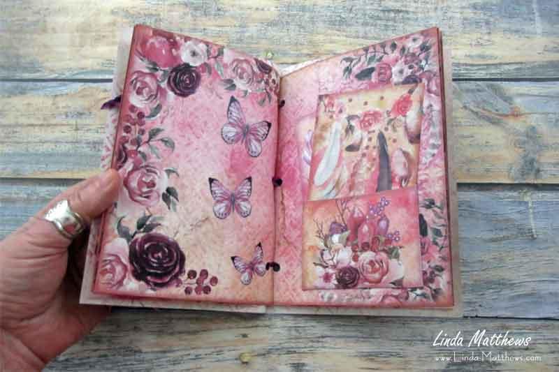 Creative Art'n'Soul Journal: Free Spirit Printable Journal Kit