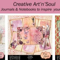 Save in the Creative Art'n'Soul Store
