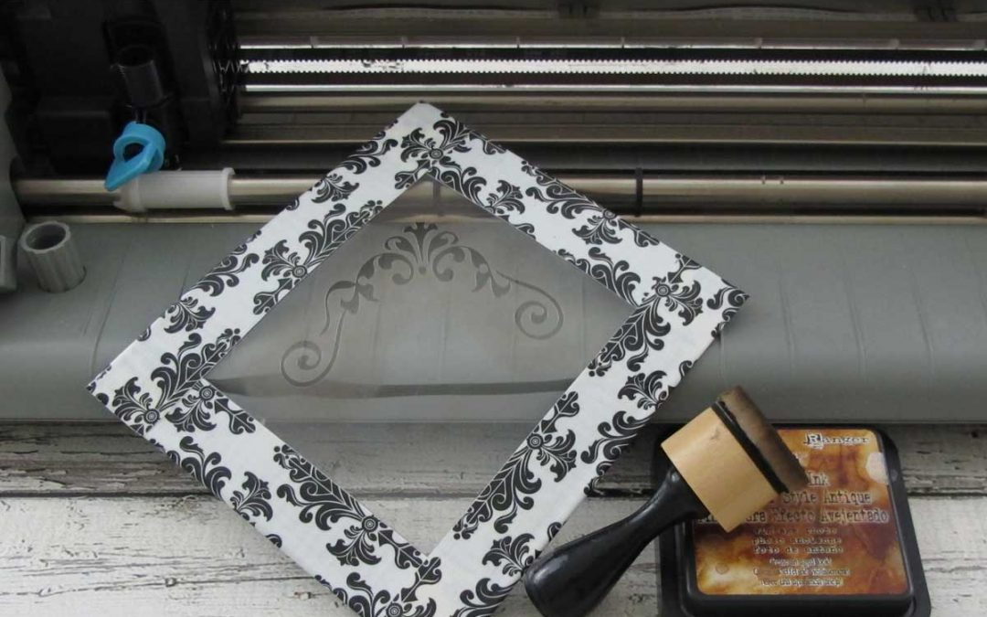 Designing and Cutting Stencils using the Silhouette Cameo