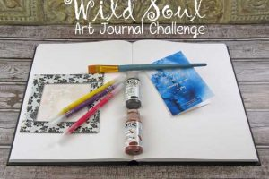 Join the Wild Soul Art Journal Challenge + Week One Prompt