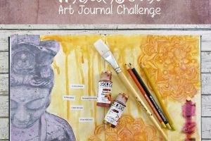 Join the Wild Soul Art Journal Challenge