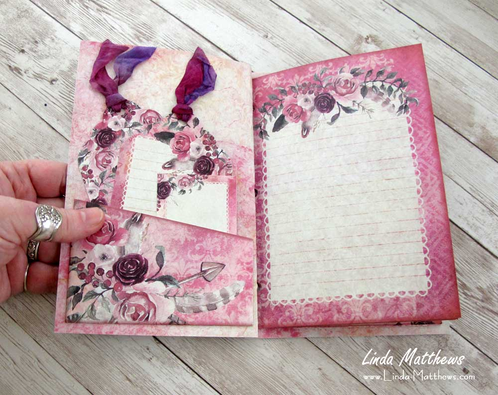 Creative Art'n'Soul Journal: Free Spirit Printable Journal Kit