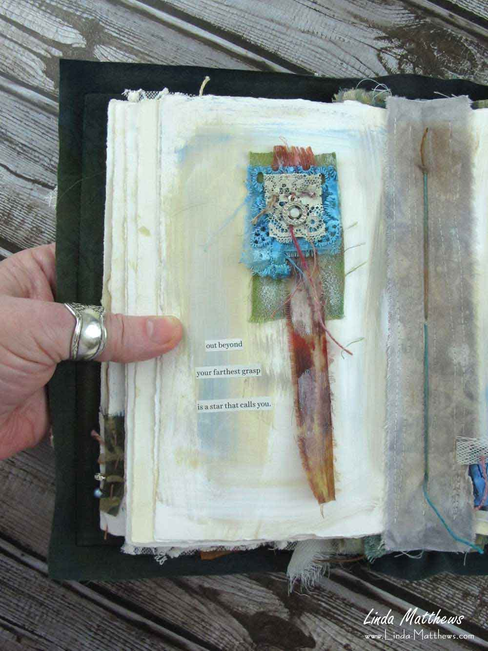 The Book of Winter Shadows Story Journal