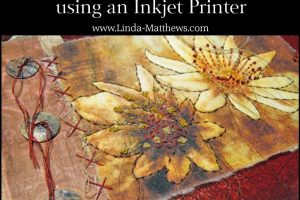 A Quick Start Guide to Printing Photos and Images onto Fabric using an Inkjet Printer