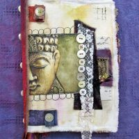 Back in the Store: Handmade journal projects - Life Unfolding and Fragments