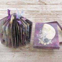 New! The Moondance Printable Mini Junk Journal