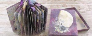 New! The Moondance Printable Mini Junk Journal