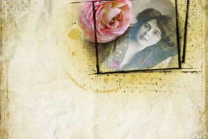 New on Skillshare: Vintage Memories PhotoArt Tutorial