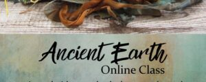 Ancient Earth Journal + Rust Dyeing Online Workshop